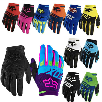 New Fox Dirtpaw Ranger Bici Motorcycle Motor Riding Cycling Racing Bike 6 Gloves • 8.35£