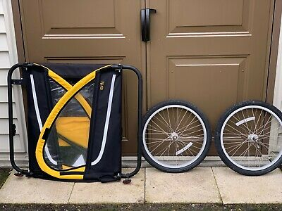 Adventure Double Childs Cycle / Bike Trailer • 60£