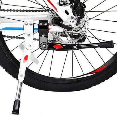 Adjustable MTB Road Bicycle Kickstand Parking Rack Side Kick Stand • 7.99£
