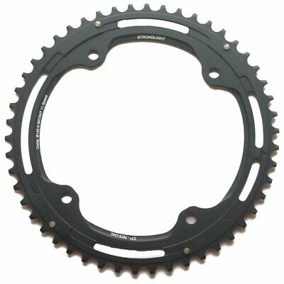 Stronglight Chainring Type F 145/112mm External 50(34) Teeth Black 11-speed PCD • 86.90£
