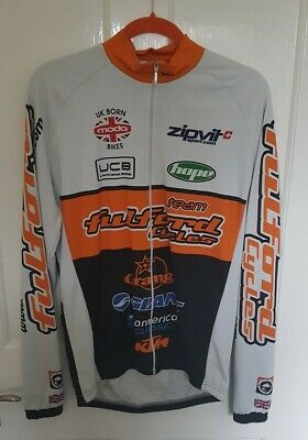 Velotec Long Sleeved Cycling Jersey XL • 16£