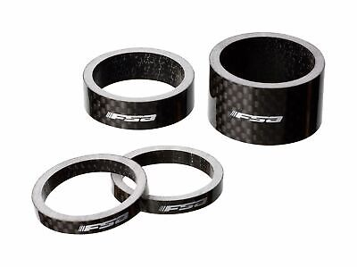 FSA: Carbon Headset Spacer 1.1/8  - Carbon - 1.1/8 - 5mm,10mm,20mm • 8.36£