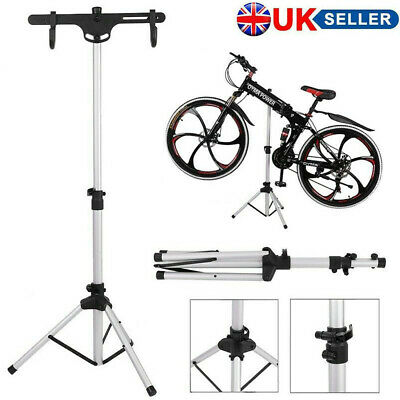 Adjustable Bike Repair Stand Bicycle Maintenance Mechanic Workstand Rack UK • 21.46£