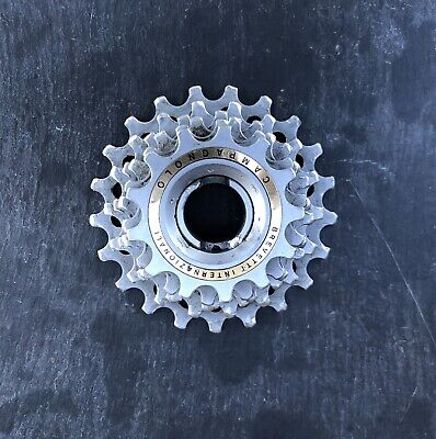 Vintage Campagnolo Super Record Freewheel 6 Speed 13-21 • 13.29£