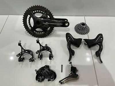 Campagnolo Chorus 11 Full Road Bike Groupset - Excellent Condition • 650£