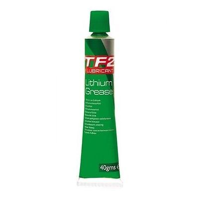 Bike-Cycle-Bicycle Weldtite Bearings Tf2 Lubricant Lithium Grease 40g Tube • 2.70£