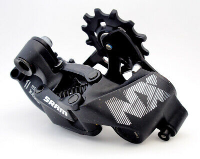 SRAM NX 1x11 Spd Long Cage Rear Derailleur Type 3 Black Fit XX1 X01 X1 GX NX... • 59.04£