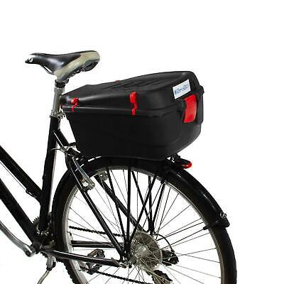 BikyBox - Top Case Box For Rear Rack Carrier Bicycle Cycle Bike • 22£