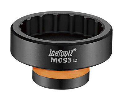 New Packaged Ice Toolz Shimano BBR60 Hollowtech II Socket BB (bottom Bracket) To • 15.95£