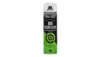New Muc-Off 500ml Bio Degreaser  Road / MTB Bike AS LOW AS £6.75  Multi Discount • 7.95£