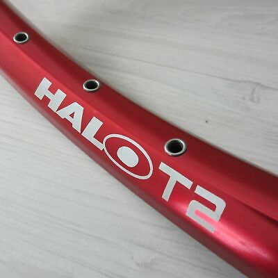 Rim HALO T2 26  36H Red Anodised • 29.95£