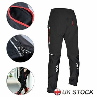 Outdoor Cycling Pants Men Women Sport Casual Trousers Breathable Quick Dry • 19.95£