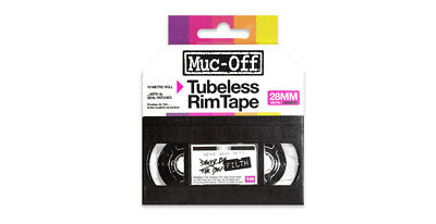New Muc-Off Tubeless Wheel Rim Tape – All Sizes - POST FREE • 11.95£