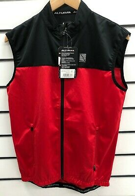 Altura Core Gilet. Black/Red. Small • 19.99£