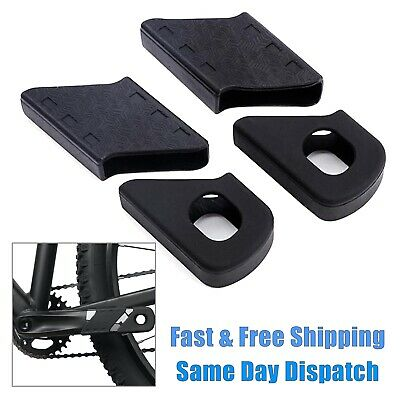 Crank Arm Protector Cover Cap Boot Set For SHIMANO SRAM FSA Crankset MTB Road CX • 6.95£