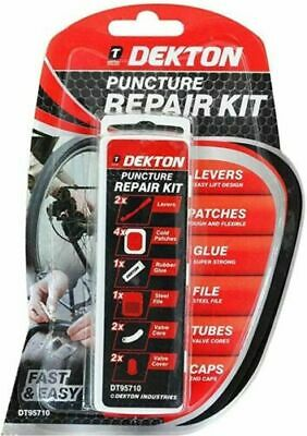 151 CYCLE Puncture Repair Kit 5 Patches Glue In UK • 3.98£
