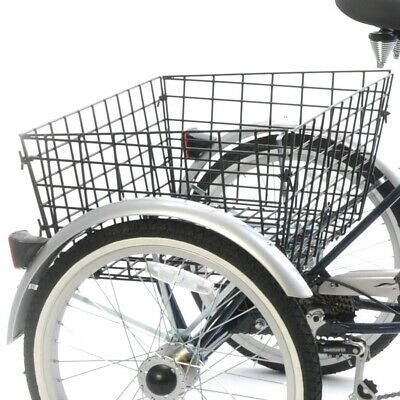 Rear Basket For Tricycle • 44.99£