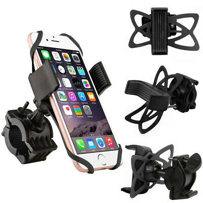 Bicycle Bike Phone GPS Holder Mountain Road Bike Handlebar Mount Bracket • 5.89£