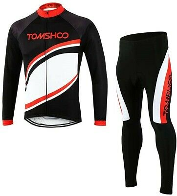 Tomshoo - Mens Cycling Clothing, Xl Size, Well Padded Pants - Spring Weight • 5£