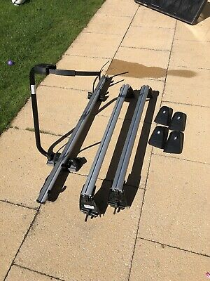 Mercedes Roof Bars And Cycle Carrier • 80£