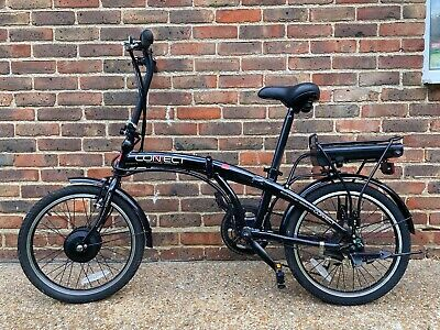 Connect 'Coyote' Folding Electric Bicycle • 225£