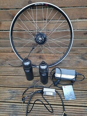 Electric Bike Components C1 Cytronex 700c Wheel Two 36V Batteries With Charger • 49.99£