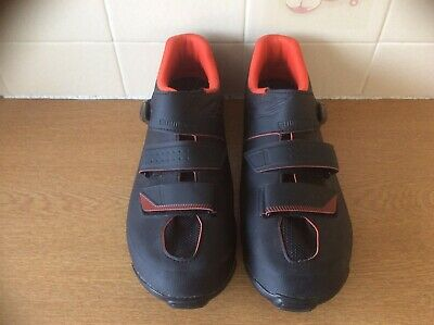 Shimano ME3 Cycling Shoes With Cleats VGC Hardly Used UK 9 • 29.99£