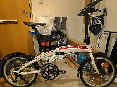 Tern Verge P18 2012 Folding Bike • 4.20£