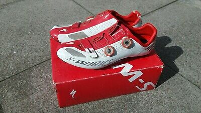 Specialized S Works Cycling Shoes Size 47 Carbon Fact • 45£