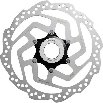 New Shimano RT10 Stainless  MTB Disc Brake Rotors 180mm Or 160mm Centre Lock • 12.95£