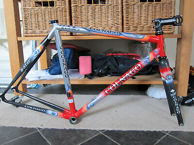 Colnago CT1 Frameset Size 53cm - Traditional Top Tube • 850£