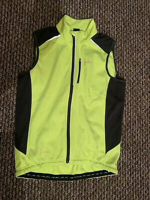 DHB Windproof Road Cycling Gilet Large • 7.70£