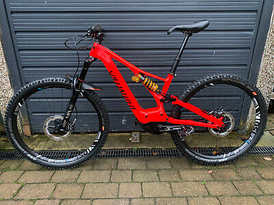 Specialized Turbo Levo Comp Carbon 2019 Medium Frame (upgraded) • 6,750£