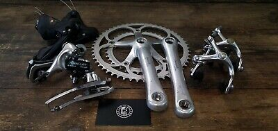 9 Speed Campagnolo Mirage Groupset #1015 • 175£