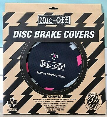 Muc-off Disk Brake Covers (pair In A Box) • 19.99£