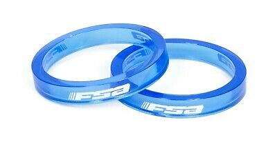 New FSA Headset / Frame Spacer Pack - Road Bike & MTB –Choice Of Colours • 4.75£