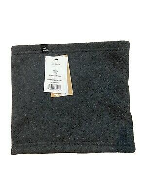 CHAOS Snood Neck Warmer Grey One Size • 2.85£