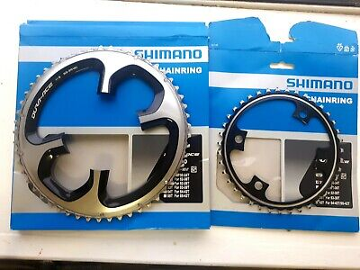 Shimano Dura Ace 9000  53/39 Chainrings • 20£