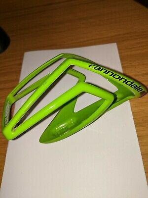 Cannondale Nylon Speed C Bottle Cage Green • 10£