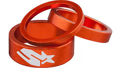 Spank Headset Spacer Kit - Orange • 12.95£