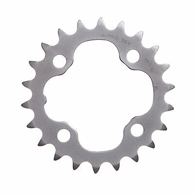 Shimano Deore FC-M532 Chainring - 22T - 64mm BCD - 3 X 9 - Silver  • 9.99£