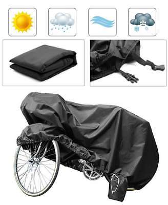 Waterproof Bike Cover Bicycle Accessories Outdoor Rain Cover Weather Resistant  • 12.79£