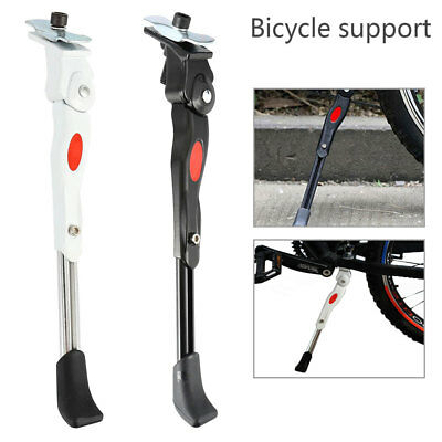 Heavy Duty Adjustable Mountain Bike Bicycle Cycle Prop Side Rear Kick Stand HM • 17.28£