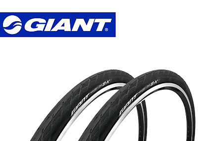Giant S-X3 700 X 38c Puncture Resistant Hybrid Tyres With Or Without Tubes • 24.99£