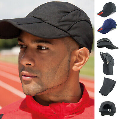 Fold Up Baseball Cap Sports Sun Hat Windproof & Breathable Quick Drying - RC78X • 6.49£