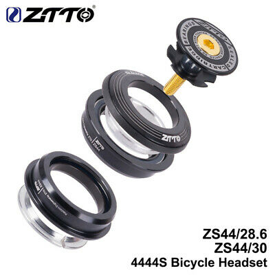 ZTTO MTB Bike 4444S Headset 44mm 1-1/8  28.6 Straight Tube Fork Semi-integrated • 9.98£