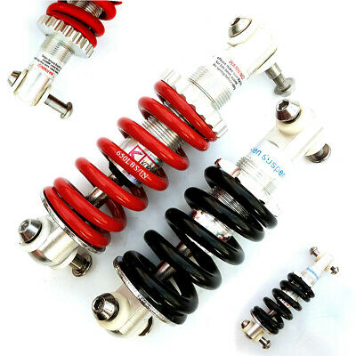 UK 125/150mm Bike Shock Absorber Home Rear Suspension Mountain Spring Cycling • 10.55£