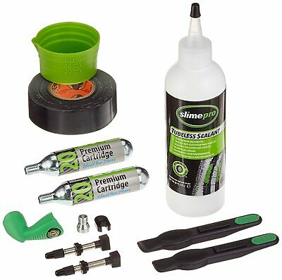 Slime Pro 8oz Tubeless Ready Kit - RRP: £49.99 • 21.99£