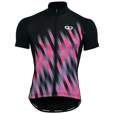 Didoo Womens Cycling Jersey Short Sleeve Ladies Breathable Top Quality Full Zip • 19.99£