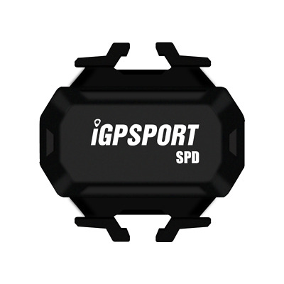 Bike Cycling SPEED SENSOR IGPSPORT SPD61 With Dual Module Bluetooth And ANT+ • 22£